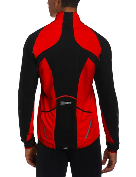 winter bicycle jacket gore men 39 s phantom 2 0 softshell cycling jacket
