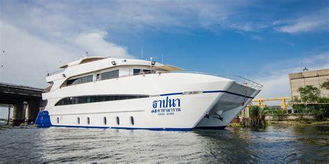Catamaran With Net by Tapana Catamaran Happydive Net