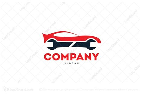 Motor Mechanic Logo