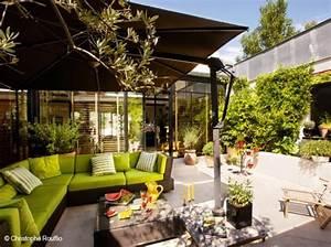 decorer sa terrasse amenager sa terrasse pas cher brise With beautiful decorer sa terrasse exterieure pas cher 1 comment construire une pergola en bois pour decorer sa