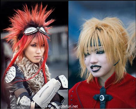 crazy asian hair styles xcitefunnet