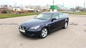 2008 Bmw 525i  E60   Start Up  Engine  And In Depth Tour