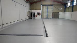 Resine Sol Garage : sol en resine epoxy le chantier du mois with sol en ~ Dode.kayakingforconservation.com Idées de Décoration