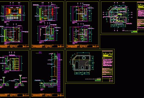 design  bathroom dwg block  autocad designs cad