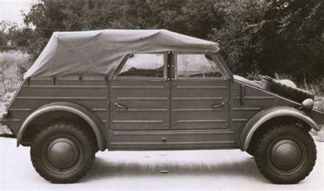 Vw Kübelwagen And Schwimmwagen