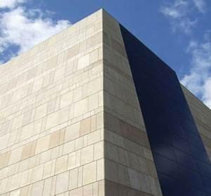Rainscreen cladding - Natural stone - | Facade A ...