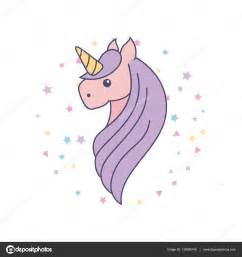 Cute Easy Unicorn Drawing