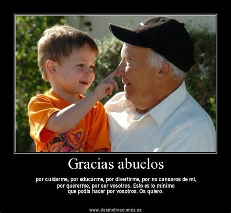 gracias abuelos abuelos frases