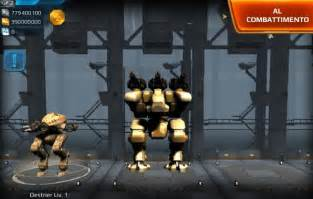 War Walking Robots