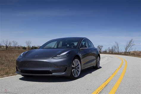 View Tesla 3 Range Update Pictures