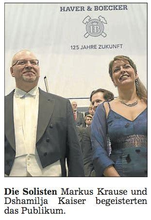 haver und böcker oelde jubil 228 umskonzert bei haver boecker st 228 dtischer