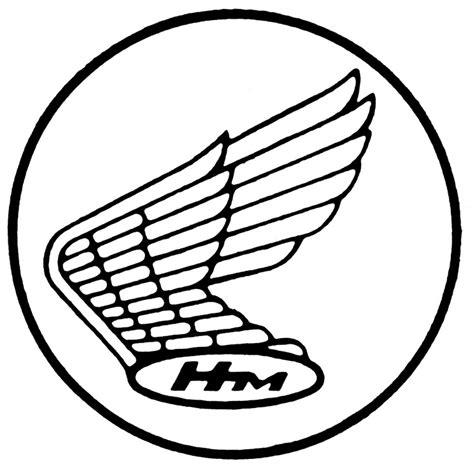vintage honda logo vintage honda logo same one that 39 s on my motorcycle