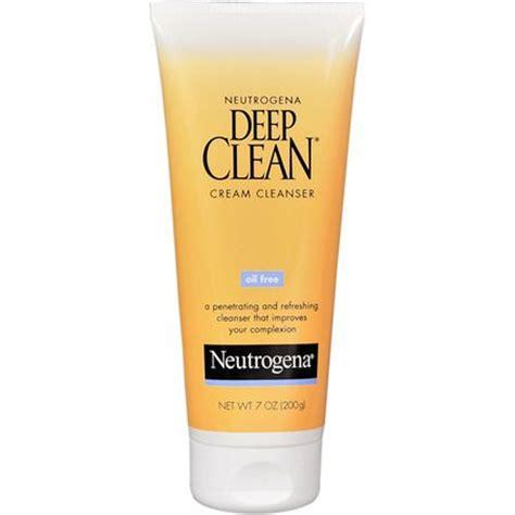 Neutrogena Deep Clean Oilfree Cream Cleanser Reviews