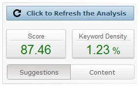seo score meaning seopressor review must seo checklist plugin