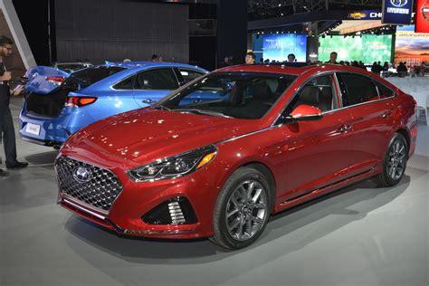 Car Pro First Look: Refreshed 2018 Hyundai Sonata