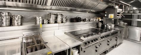 commercial catering equipment installation service repair