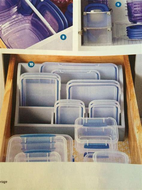tupperware storage ideas  pinterest tupperware organizing kitchen storage