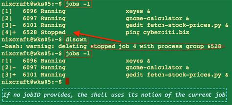 Ubuntu Resume Process Terminal by Resume A Process Ubuntu