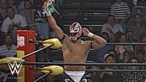 Halloween Havoc 1996 Piper by Wwe Network Dean Malenko Vs Rey Mysterio Wcw Halloween