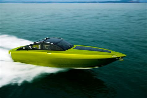 Wow factor: Revolver 42 sea GT- a new breed of boats