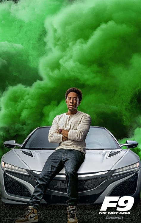 fast furious    character posters rev