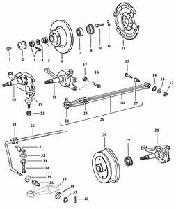 29 Vw Beetle Front Suspension Diagram