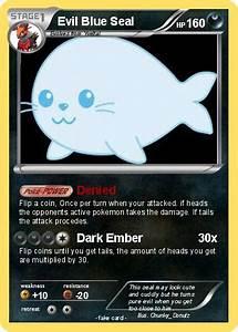 Whale Seal Pokemon