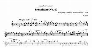 Symphony No  40  W A  Mozart