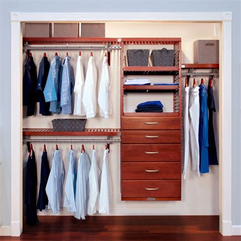 drawers for closet 16in deluxe closet organizer with 5 drawers l