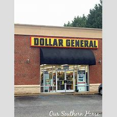 Save Money Spring Cleaning With Dollar General  Our