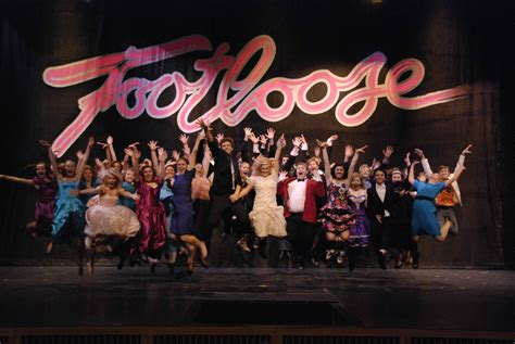 Testo Footloose - footloose musicalstore