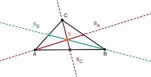 Seitenhalbierende Dreieck Berechnen Vektoren : seitenhalbierende mathe artikel ~ Themetempest.com Abrechnung