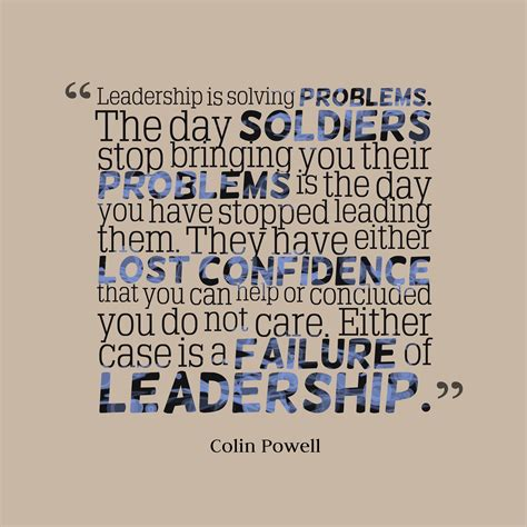 colin powell quote leadership leadership quotes
