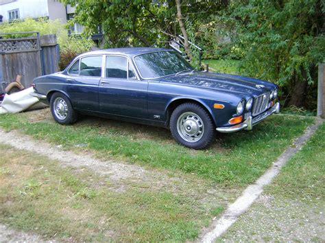 A Jaguar Xj6 Series 1 From 1969