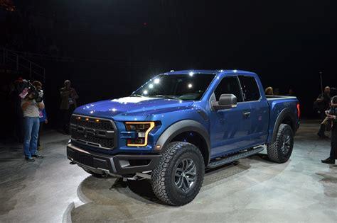 2017 Ford Raptor Makes 450 Horsepower From Ecoboost V6