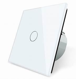 Lichtschalter Touch Glas : glas touch dimmer und lichtschalter wandschalter schalter verschiedene farben ebay ~ Frokenaadalensverden.com Haus und Dekorationen