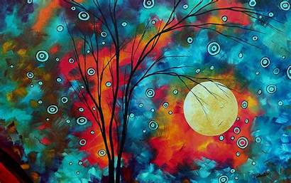 Colorful Wallpapers Paintings Desktop Backgrounds Background Painting