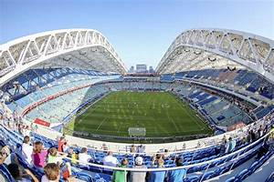 FIFA Football World Cup 2018: The 12 Stadiums Hosting ...