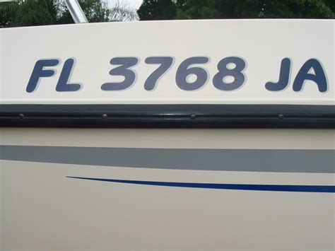 Boat Lettering Hull Truth by Registration Lettering The Hull Truth Boating And