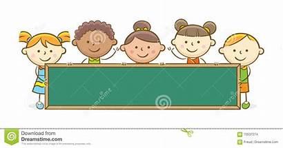 Kinder Tafel Bord Jonge Geitjes Lavagna Bambini