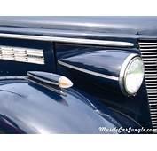 1937 Buick 8 Special Headlight
