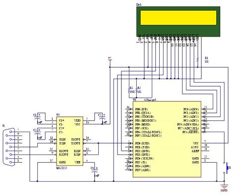 pc micro controller usart communication