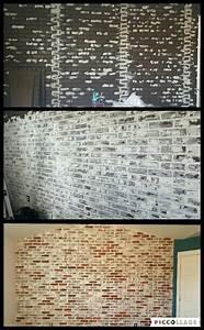 Menards Post Lights Faux Brick Paneling L And Stick Wallpaper Kingston Wall