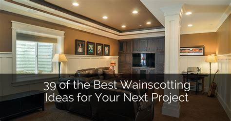 39 of the Best Wainscoting Ideas for Your Next Project