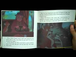The Fox And The Hound - Read-Along Book & Record (Complete ...
