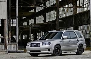 2006 Subaru Forester Xt  Sti