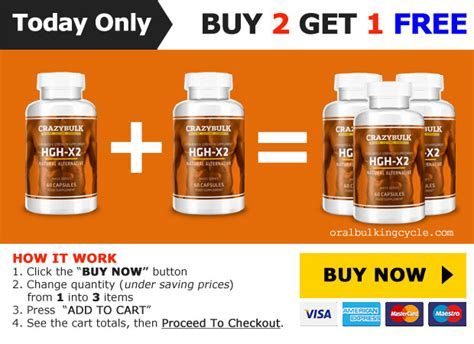 Maybe you would like to learn more about one of these? HGH X2 Somatropinne Review Crazy Bulk Somatropin - Oral Bulking Cycle