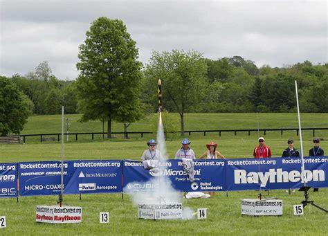 Alabama Students Win Team America Rocketry Challenge
