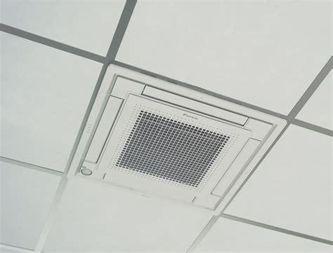 acoustic ceiling tiles vista 2x2 cassette unit for vrv fxzq tavju daikin ac