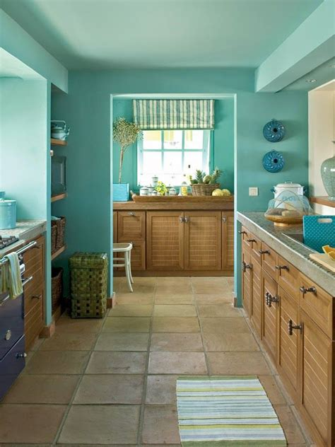 Best 25+ Turquoise Kitchen Ideas On Pinterest  Colored